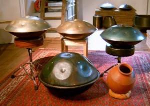 Hang Davulu (Hang Drum)
