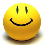 Sadece gülümseyin!